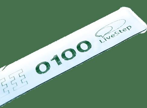 étiquette RFID système anti-errance